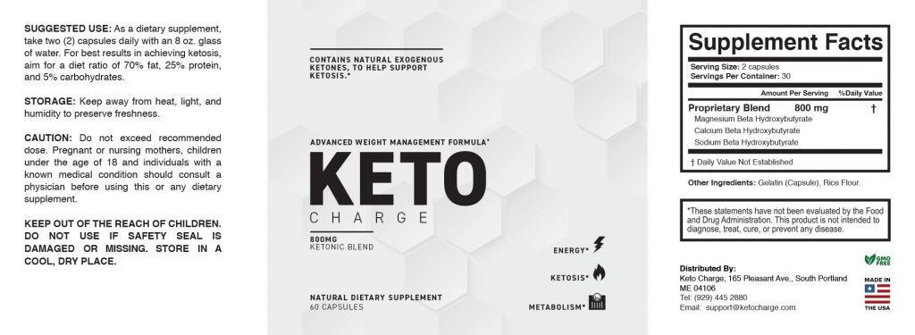 Does KetoCharge Work