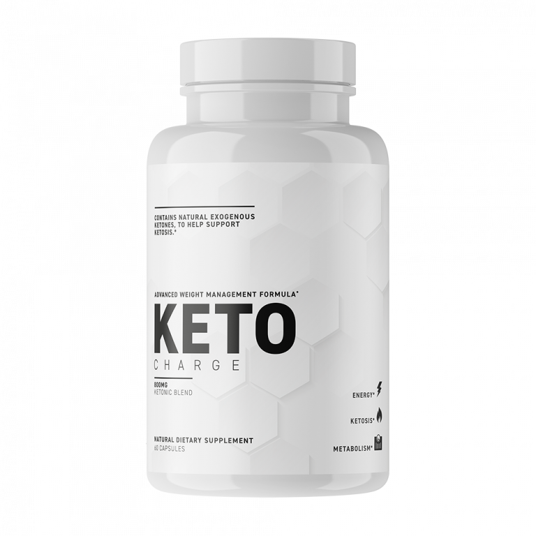 KetoCharge Weight Loss Pills
